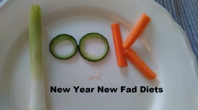 New Year New Fad Diet
