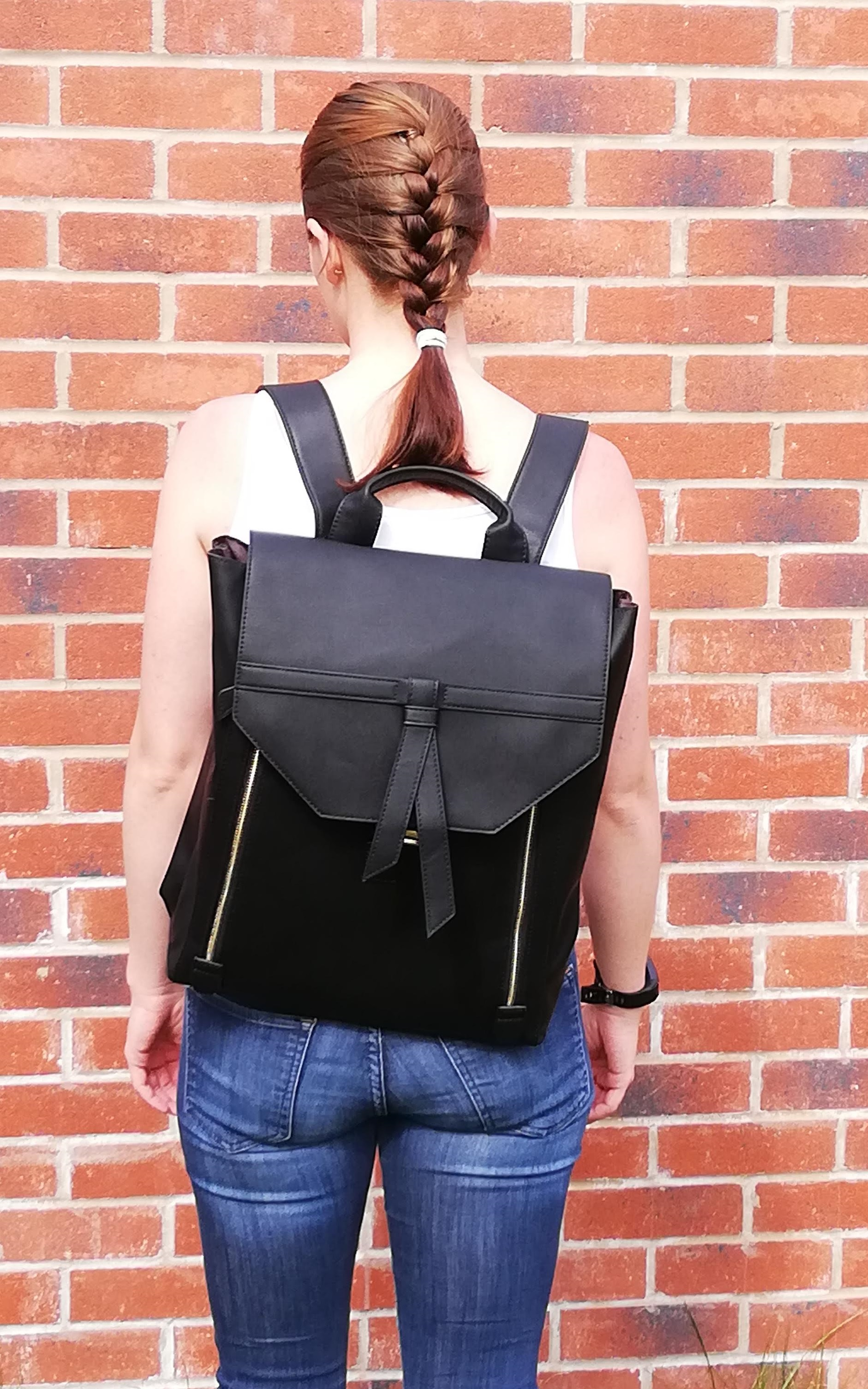 Review of the Stylish Laptop Rucksack from Estarer