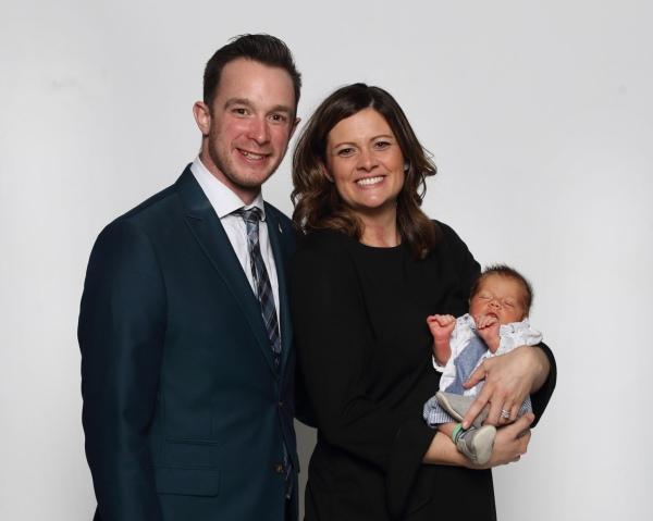Pastor Josiah & Natalie Gurnsey