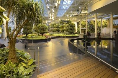Explore YYC Devonian Gardens