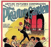 Hitchcock Journey - The Pleasure Garden (1925)