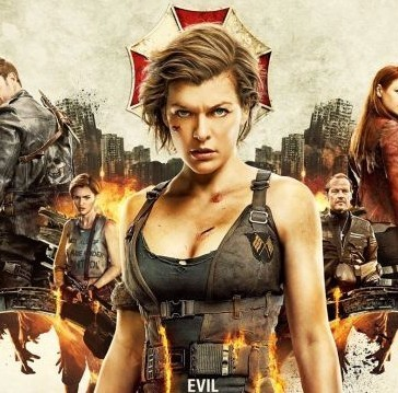 Dread Media - Resident Evil: The Final Chapter (2017)