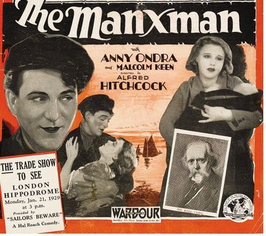 Hitchcock Journey - The Manxman (1929)