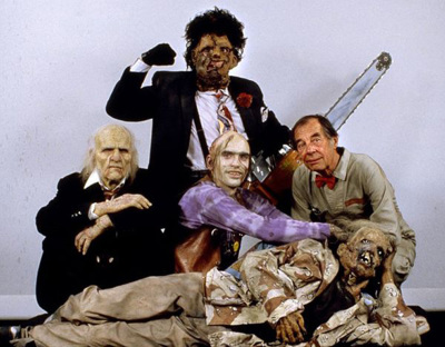 Dread Media - Texas Chainsaw Massacre 2 (1986)