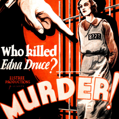 Hitchcock Journey - Murder! (1930)