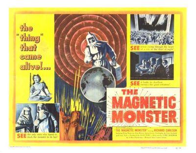 Sci-Fi Horrorfest - The Magnetic Monster (1953)