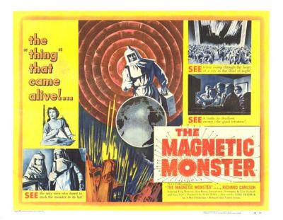 Sci-Fi Horrorfest - The Magnetic Monster (1953)