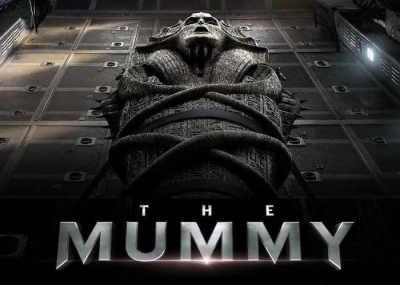 Dread Media - The Mummy (2017)