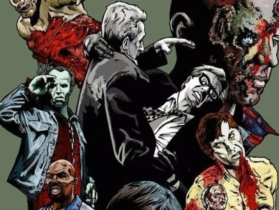 Mihmiverse - Tribute to George Romero