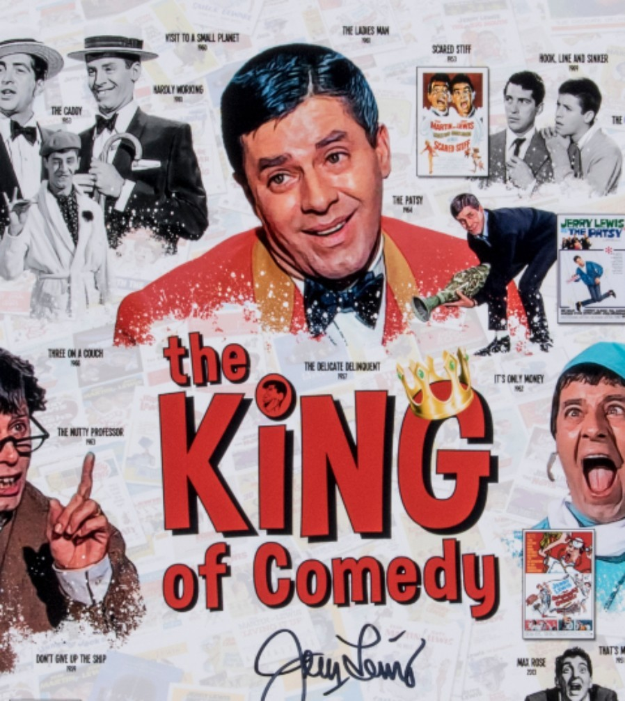Rest in Peace: Jerry Lewis (1926 - 2017)