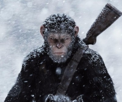 Dread Media - War for the Planet of the Apes (2017)