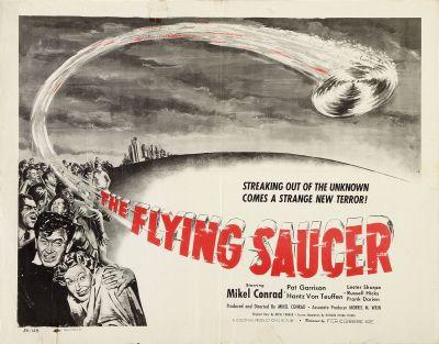 Sci Fi Horrorfest - The Flying Saucer (1950)