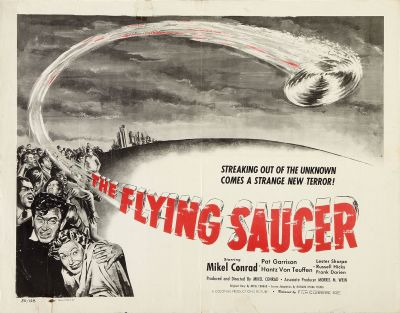 Sci Fi Horrorfest - The Flying Saucer (1950)