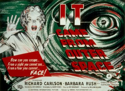 Sci Fi Horrorfest - It Came from Outer Space (1953)