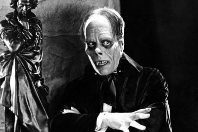 Countdown to Halloween Day 2 - Phantom of the Opera (1925)