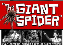 Countdown to Halloween Day 10 - The Giant Spider (2013)