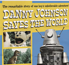 Countdown to Halloween Day 12 - Danny Johnson Saves the World (2015)