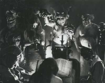 Countdown to Halloween Day 14 - Haxan (1922)