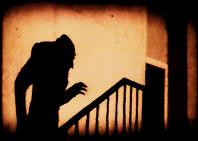 Nosferatu Rises Again at Grace Cathedral