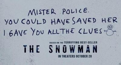 Dread Media - The Snowman (2017)