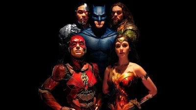 Boom Howdy - Justice League (2017)