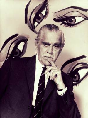 Classic Horrors Club Podcast - Karloff is King