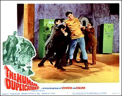 Sci-Fi Horrorfest - The Human Duplicators (1965)