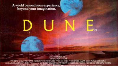 Sci-Fi Horrorfest - Dune (1984)