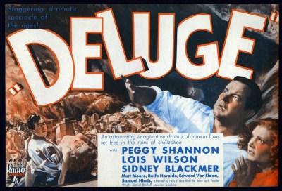 Sci-Fi Horrorfest - Deluge (1933)