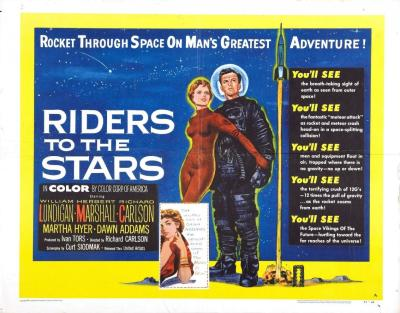 Sci-Fi Horrorfest - Riders to the Stars (1954)