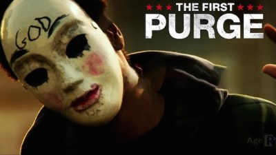 Dread Media - The First Purge (2018)