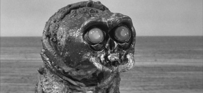 Sci-Fi Horrorfest - The Monster That Challenged the World (1957)