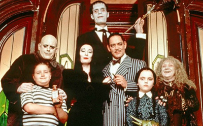 Day 7 - The Addams Family (1991)
