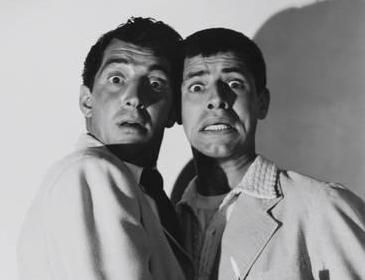 Day 21 - Scared Stiff (1953)