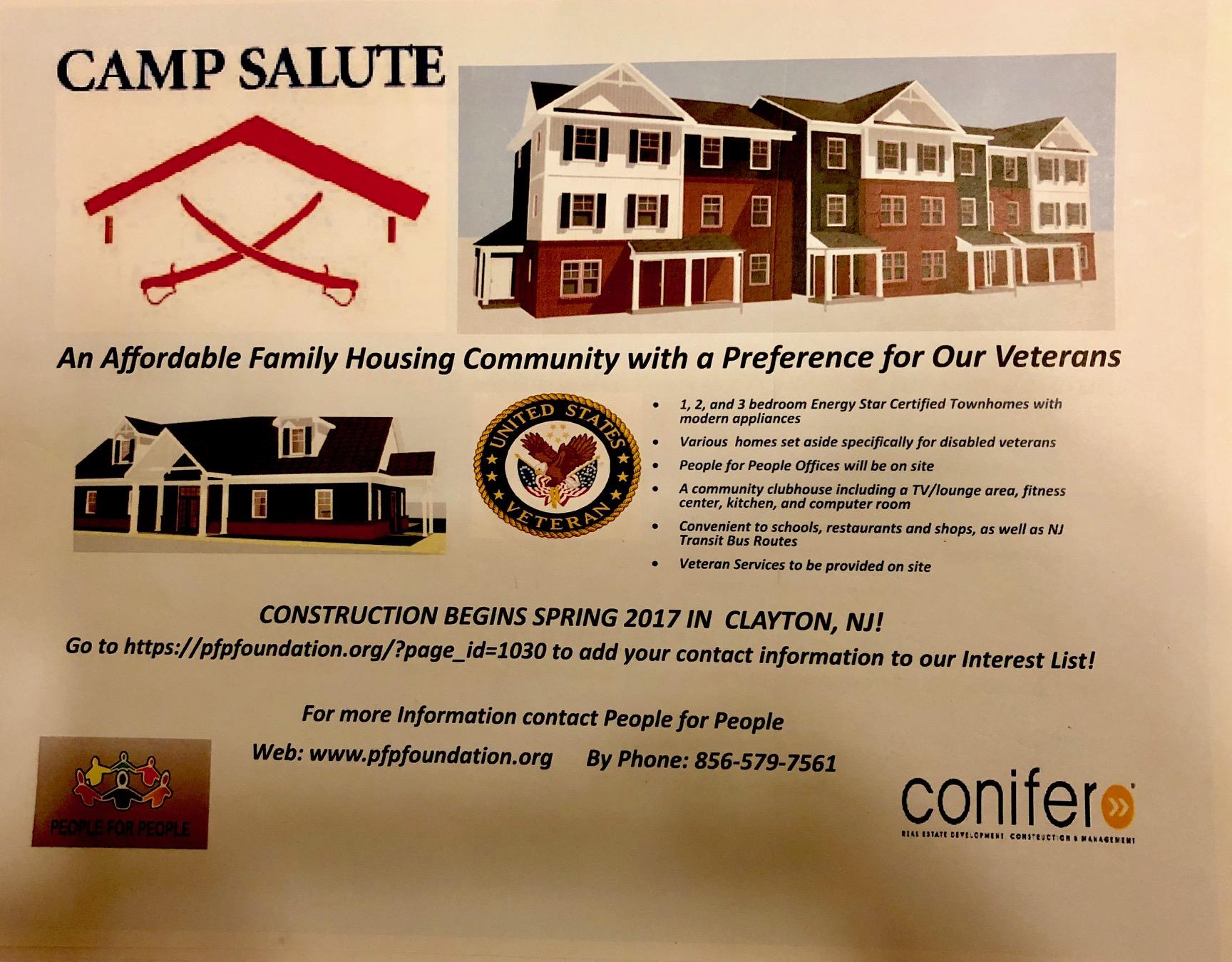 Housing Opportunities for Veterans