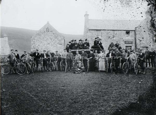 Cycling Club Picnic