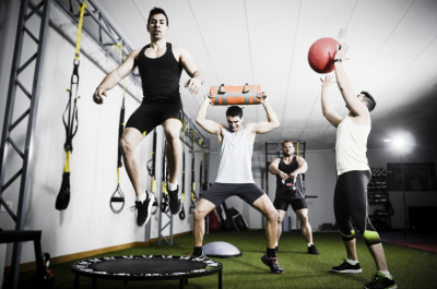 Functional Fitness; What it is.  (And what it isn't....)