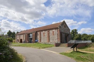 Whitlingham Park Flint Barn