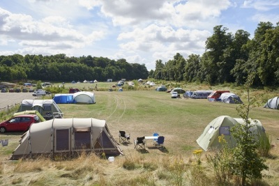 Whitlingham Camp Site
