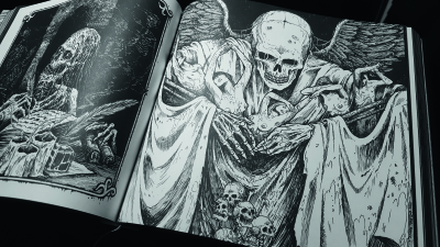 Mark Riddick - Morbid Visions - book review