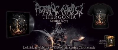 Rotting Christ - 10th album now on preorders