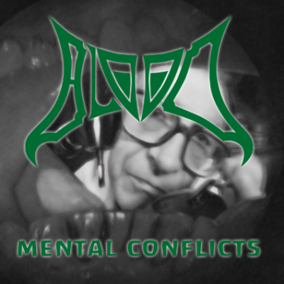 Released today - BLOOD - Mental Conflicts  vicrecords  23 June 2017
