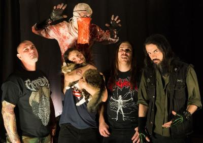 "EXHUMED Shares New Music Video For ""Lifeless"" Via Loudwire"