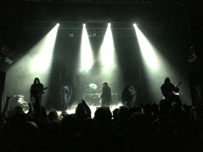 MAYHEM WITH IMMOLATION AND BLACK ANVIL LIVE AT THE RIALTO THEATRE IN TUCSON, ARIZONA 11/19/17