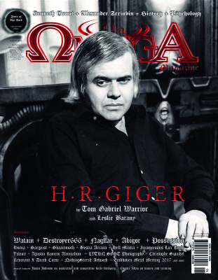 Remembering HR Giger - by Tom G Warrior and Les Barany