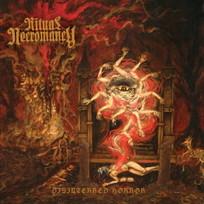 RITUAL NECROMANCY - DISINTERRED HORROR REVIEW