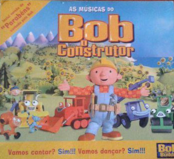 Bebé Mix - Bob o Construtor