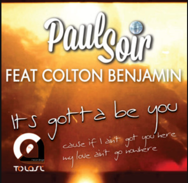 Paul Soir - It's Gonna Be You