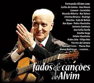 Fernando Alvim - Os Fados e as Canções de Alvim