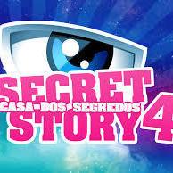 """Secret Story 4"" Theme TV SHOW Portugal"